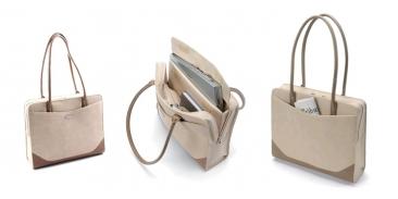 Značková dámská kabelka pro běžné nošení a kancelář