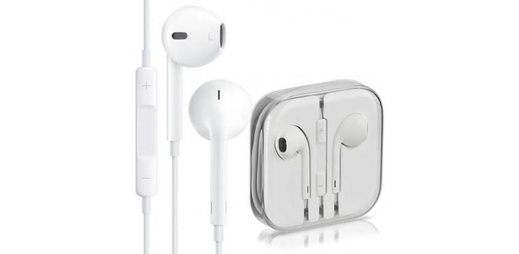 Originálni HF sluchátka pro Apple iPhone 5, 5s,SE, i6, 6S, 6 Plus