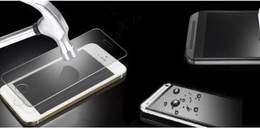 Tvrzené sklo 3D pro telefony iPhone