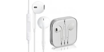 Originální HF sluchátka pro Apple iPhone 5, 5s,SE, i6, 6S, 6 Plus
